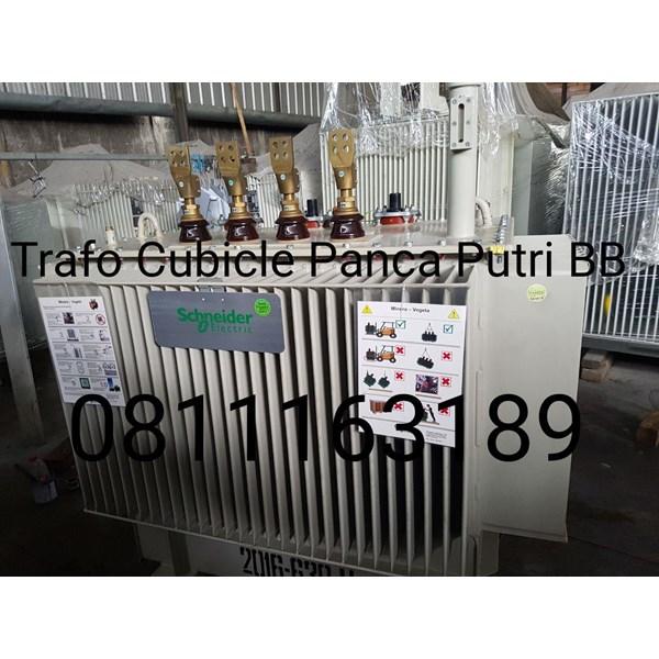 Trafo Distribusi merk Schneider 630 Kva teg 20 kv  400 Volt