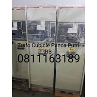 Jual Cubicle merk ABB type Incoming & outgoing
