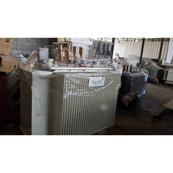 Trafo Distribusi Schneider 1250 Kva 20 kv - 400 Volt
