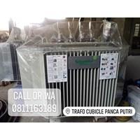 Trafo 630 Kva Schneider Oil Immersed Transformer