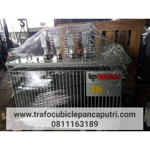 Trafo Distribusi 315 Kva 3 Phase 20Kv-400Volt Trafindo Second