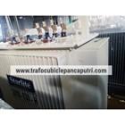 Trafo Distribusi 630 Kva 3 phase 20 Kv - 400 Volt Dyn-5 Merk Starlite 1