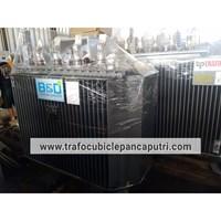 Trafo Distribusi 630 Kva 3 Phase 20kv-400Volt Dyn- Merk Bambang djaya