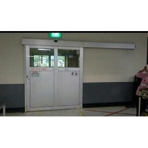 Dari Pintu Otomatis  Sliding  1