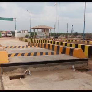 Proyek Jembatan Timbang Cargil By CV. Jaya Nusantara Tehnik