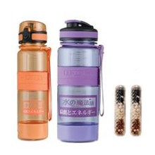 Magic Energy Ion Bottle 1000Ml - Botol Minum Kesehatan