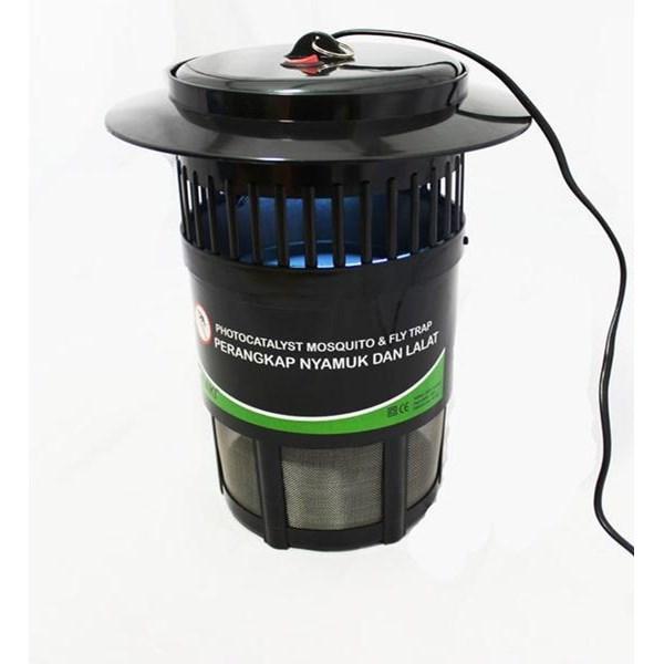 Pestcontro Black Hole Genius Trap - Alat Perangkap Nyamuk Tanpa Asap