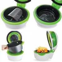 Jual Homzace Zero Fat Air Fryer - Alat Masak Tanpa Minyak 2