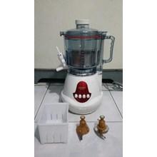 Homzace Kitchen Master Nutrimix - Mixer Serbaguna