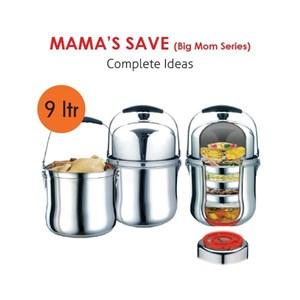 Homzace Big Mom Series - Mama Save Panci Serbaguna Uk 9L