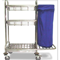 Gin Cleaner Trolley 4401