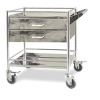 Gin Instrument Trolley 4131