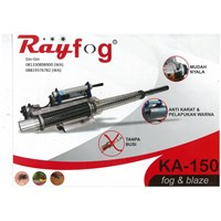Jual Mesin Fogging Rayfog