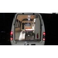 Modifikasi Ambulance Mobil 1