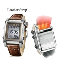 Jam Tangan Leather Strap Perfect 10