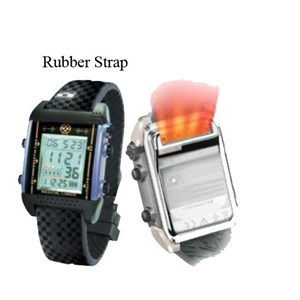 Jam Tangan Rubber Strap