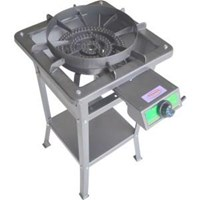 Kompor Gas Cor LPR GSTA-50-TR (Low Pressure)