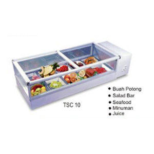 KULKAS DAN FREEZER UNIC COOLER DISPLAY