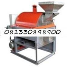 Mesin Sangrai Kakao - Mesin Pengupas Biji-Bijian