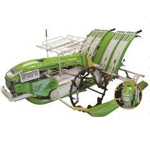 Mesin dan Alat Pertanian Perkebunan dan Perhutanan Rice Transplanter