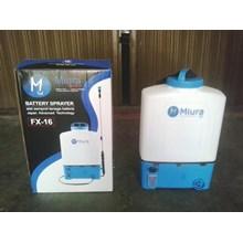 Sprayer Pump Miura MTECH-4800 FX