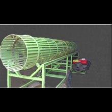 Mesin dan Alat Pertanian Perkebunan dan Perhutanan Pengupas Kulit Singkong