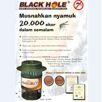 Jual Black Hole Bio Trap
