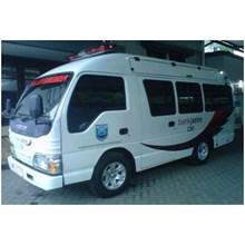 Modif Mobil Ambulance Evalia Standart