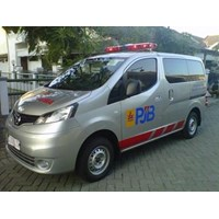 AMBULANCE  NISSAN  EVALIA  INTERNATIONAL PJB