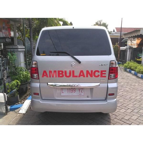 Ambulance Bank jatim Tulungagung