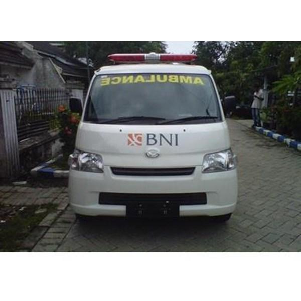 Ambulance CSR BNI RS Bhayangkara Nganjuk