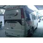 Modifikasi Ambulance Isuzu ELF  Bank Jatim Probolinggo 3