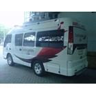 Modifikasi Ambulance Isuzu ELF  Bank Jatim Probolinggo 2