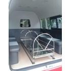 Modifikasi Ambulance jenazah hiace Bank Jatim RSUD Genteng banyuwangi 4