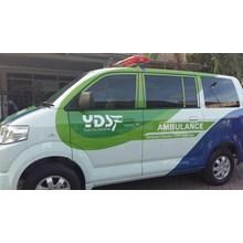 Modifikasi Mobil Ambulance Jenazah Bantuan Donatur YDSF