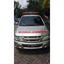 Modifikasi Mobil Ambulance P.Ramlan RS Ibu dan Anak Asih Balikpapan Kalimantan