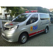 Modifikasi Mobil Ambulance PT PJB UOB O & M Tanjung Anwar