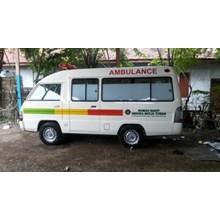 Modifikasi Mobil ambulance RS medika mulia tuban