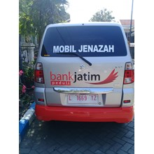 Modifikasi Mobil Jenazah csr Bank Jatim blitar utk RSUD Mardi Waluyo Blitar