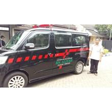 Modifikasi Mobil Ambulance RS Aliyah Padang Sibusuk Daihatsu Luxio