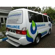 Modifikasi Mobil Ambulance RS ibu dan anak kendangsari