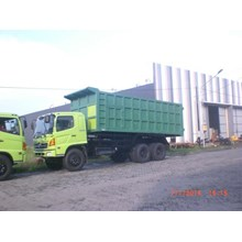 Modifikasi Karoseri Dump Truck 22