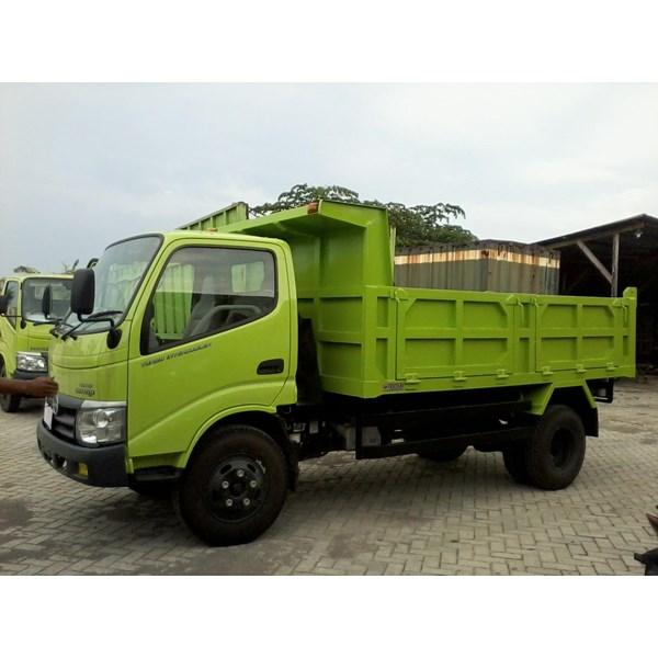 Modifikasi Karoseri Dump Truck 24