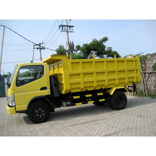 Modifikasi Karoseri Dump Truck 25