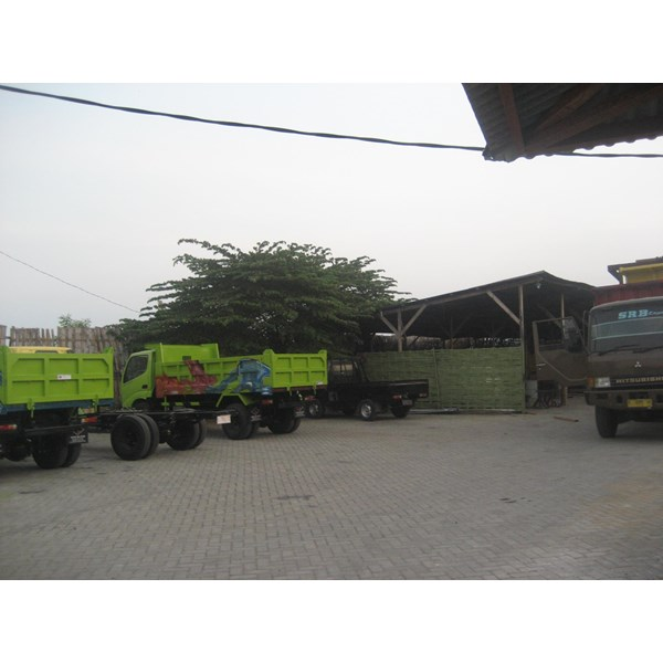 Modifikasi Karoseri Dump Truck 26