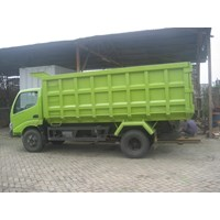 Jual Modifikasi Karoseri Dump Truck 31