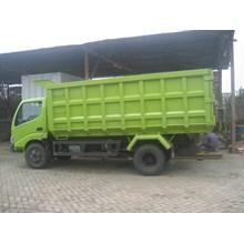 Modifikasi Karoseri Dump Truck 31