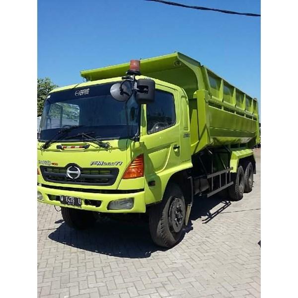 Modifikasi Karoseri Dump Truck 33