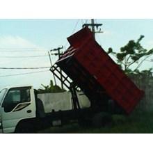 Modifikasi Karoseri Dump Truck 34