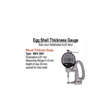 Egg Shell Thickness Gauge